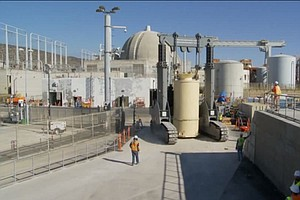 House Legislation Is A Step Toward Safer Storage Of San Onofre's Nuclear Waste