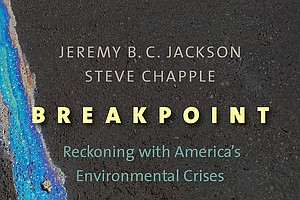 Scripps Prof Describes US At An Environmental Breaking Point