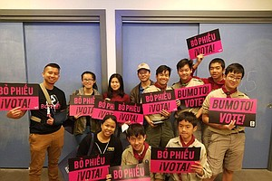 Effort Launches To Mobilize Vietnamese Voters In San Diego