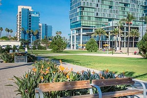 San Diego Council To Consider Funding For Waterfront Park, Parking Structure