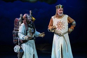 Cygnet Theatre Serves Up 'Spamalot,' There's Not Much Spa...