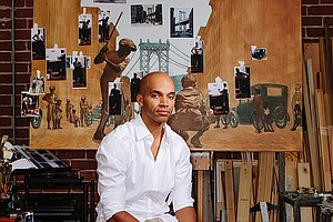 First Person: Kadir Nelson On His Artistic Upbringing