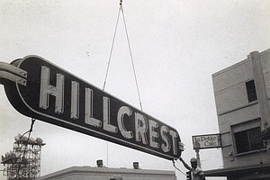 Take A Tour Of Hillcrest With Lambda Archives