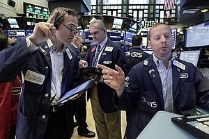 Friday Business Report: Stock Market Tumbles