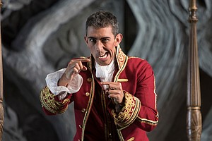 Behind The Scenes Of San Diego Opera's 'The Marriage Of F...