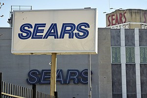Business Report: Sears Files For Bankruptcy