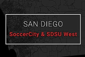 Mapping The Vote: Here's A Breakdown Of How San Diegans Voted On SoccerCity A...