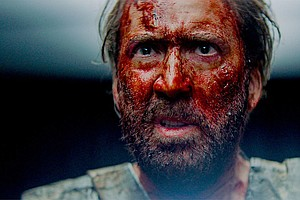 'Mandy' Delivers A Small Dose Of Cage Rage