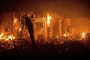 Lilac Fire Ravaged San Diego's North County A Year Ago