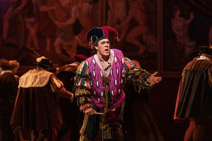 Not All The Drama Is On Stage In San Diego Opera's 'Rigoletto'