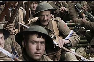 Peter Jackson Brings WWI Footage To Life For 'They Shall Not Grow Old'