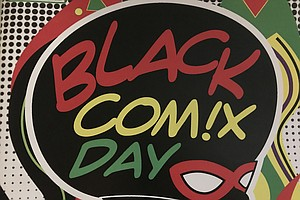 Black Comix Day: Heroes Rise II