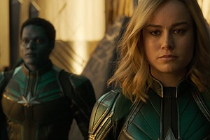 'Captain Marvel' Has The Right Stuff
