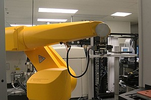 Biomedical Nonprofit In San Diego Using Robots To Speed Drug Discovery