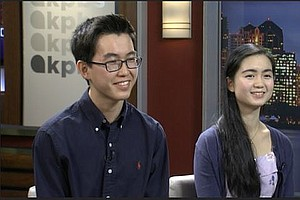 Carmel Valley School Produces Two Presidential Scholars