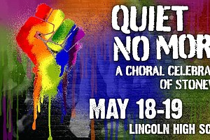 San Diego Women's Chorus Debuts 'Quiet No More'