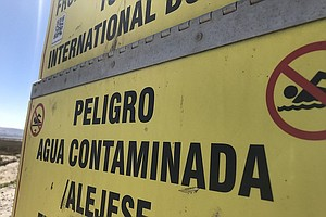 Fixes Could Finally Be Coming For Mexico's Cross-Border Sewage Spills