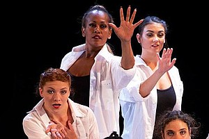 SD Fringe Dance Shows: 'Mesa Moves' And 'Get Free'