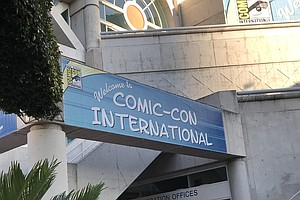 Comic-Con 50th Memories: David Glanzer