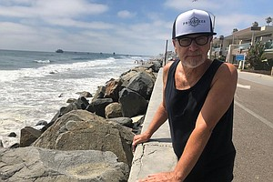 Oceanside Residents Lobby For New Strategy To Save Disappearing Beach
