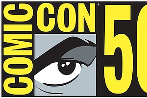 Comic-Con 50 Begins — A Suggested Guide Of Interesting Pa...