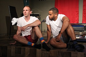 Loud Fridge Theatre Group Makes Debut With 'Straight'