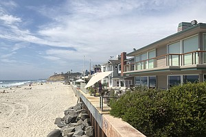 Coastal Cities Wrestling With 'Managed Retreat' Ramifications Of Rising Sea L...