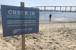 San Diego May Get Quicker Water Quality Test For Beaches
