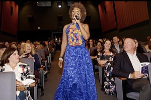 Singer And Activist Buki Domingos Named A KPBS Community Hero For Raising Awa...
