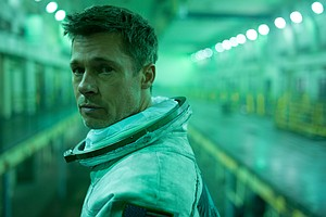 Brad Pitt Aims For The Stars And Falls Short In 'Ad Astra'