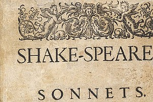 Celebrity Sonnets And Speeches Focus On Shakespeare's Women