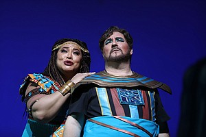 San Diego Opera Opens New Season With 'Aida'