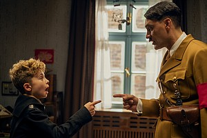 Takia Waititi Plays Hitler In 'Jojo Rabbit'