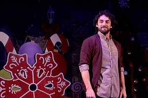 Diversionary Theatre Creates Winter Wonderland For 'Santaland Diaries'