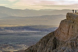 New Book Celebrates The Natural History Of The Anza-Borrego Desert State Park