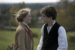 Greta Gerwig Brings 'Little Women' To The Screen