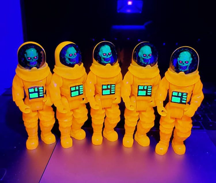 Nostalgia, Creativity Fuel 'Batteries Not Included: A Custom Toy Show'
