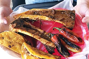 Only Here Podcast: A Travel Writer's Take On Tacos In Tijuana