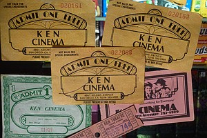 Saying Good-Bye To The Ken Cinema