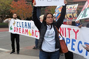 Only Here Podcast: Dulce Garcia Is Undocumented And On Center Stage
