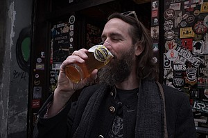 Watch 'The Beer Jesus From America' With Stone's Greg Koch On Friday