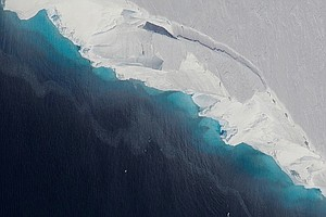 New Data Shows Antarctica Ice Sheets Shrinking At Historical Rates