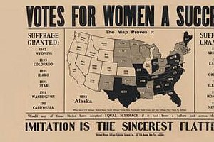 'Songs Of Suffrage' Celebrates 19th Amendment