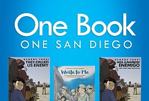 One Book, One San Diego Announces 2020 Titles