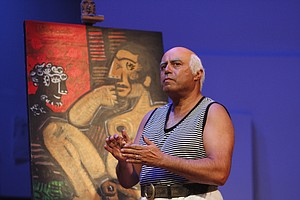SD Rep Turns 'A Weekend With Pablo Picasso' Into A Film