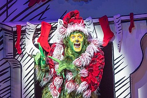 How 'The Grinch' Moved To Radio
