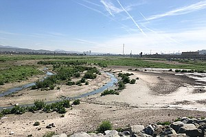 San Diego Officials Call Tijuana River Valley Sewage Flow A Public Health Crisis