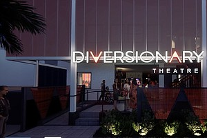 Diversionary Theatre Uses Pandemic Downtime For Major Remodel