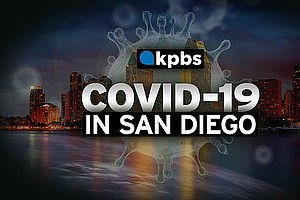 Live Blog: San Diego's COVID Hospitalizations Drop To Lowest In A Month