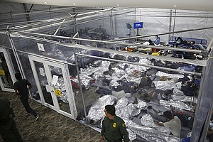 Almost 19,000 Migrant Children Stopped At U.S. Border in March, Most Ever In ...